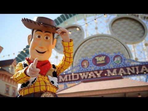 Ζήστε το Toy Story – Experience Toy Story Mania!