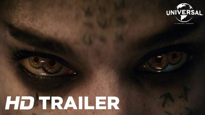 The Mummy – 2017 Trailer (Greek Subtitles)