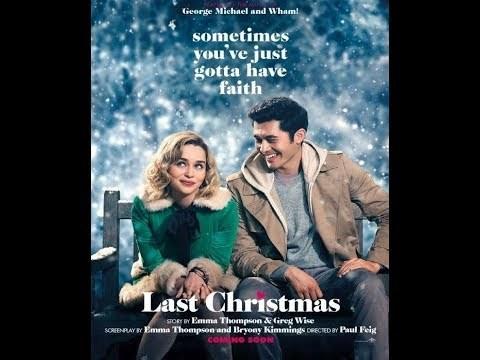 LAST CHRISTMAS – Trailer (greek subs)