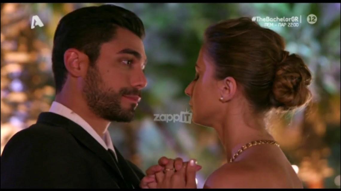 Bachelor: Η Μαρίνα δεν δέχθηκε το τριαντάφυλλο και αποχώρησε