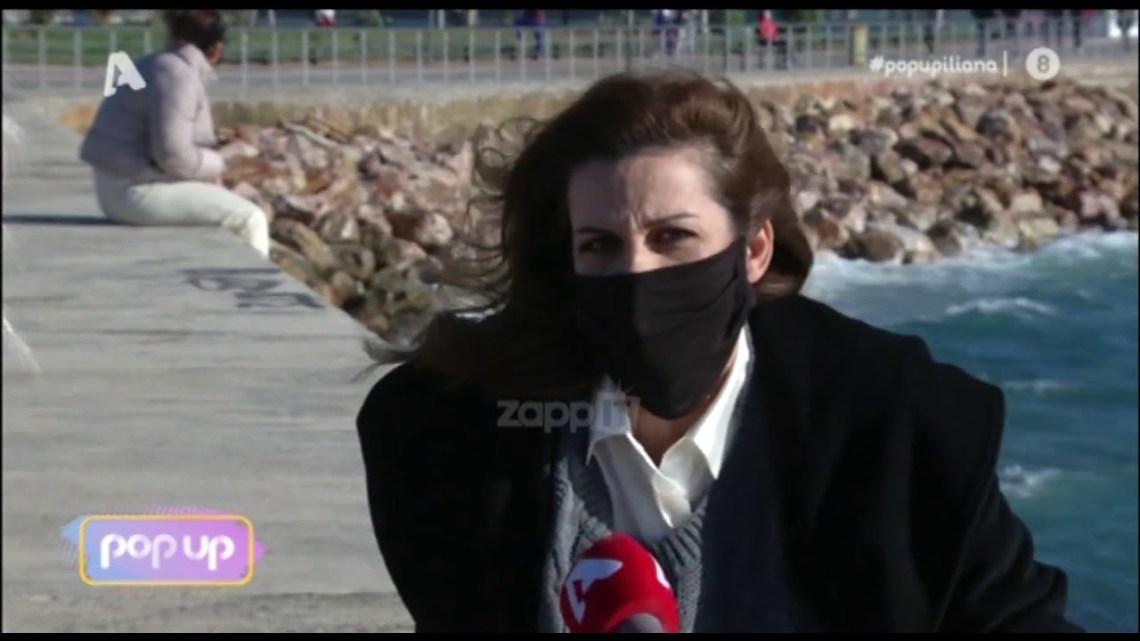 """Δέσποινα Ολυμπίου: """"Απέβαλα στο J2US, την ώρα που αιμορραγούσα βγήκα στη σκηνή"""""""