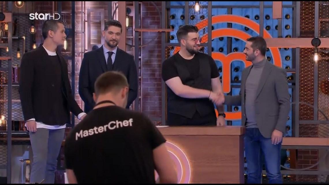 MasterChef 5 | Σταύρος Βαρθαλίτης & Σταυρής Γεωργίου μοιράστηκαν το χρηματικό έπαθλο.
