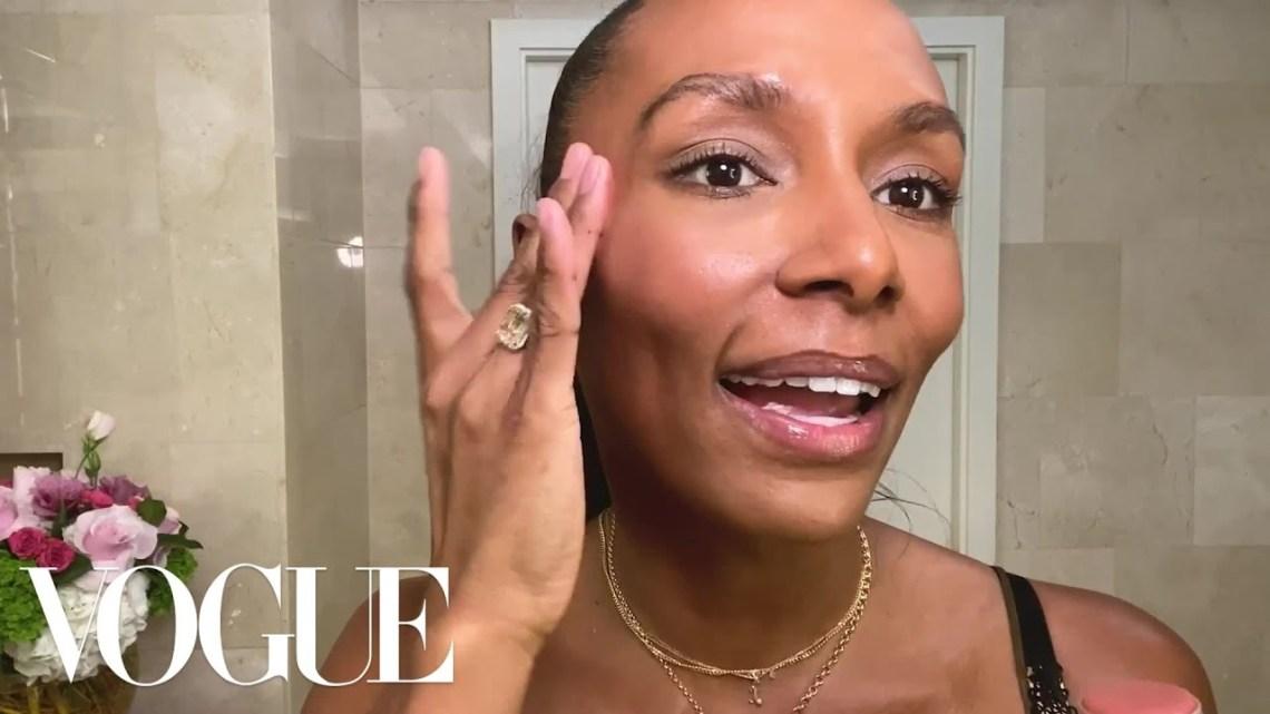 Janet Mock's Everyday Skin-Care Routine | Beauty Secrets | Vogue