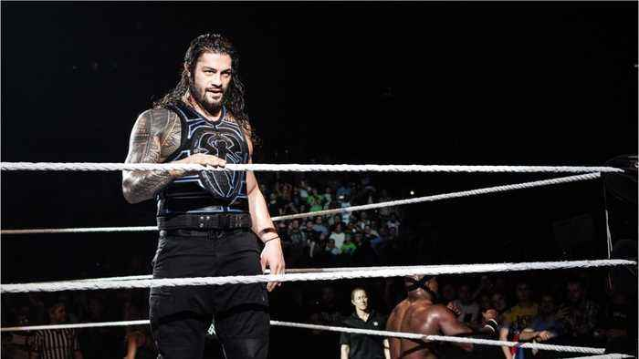 Wwe Roman Reigns Condition Heading