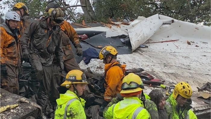 Rescuers Search For Survivors Of Deadly  One News Page Video