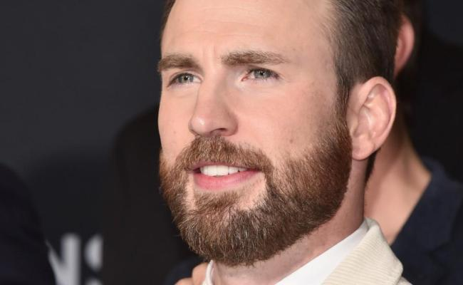 Chris Evans That Pic For A Purpose One News Page Video