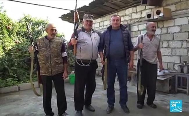 Nagorno Karabakh Conflict Armenia And One News Page Video