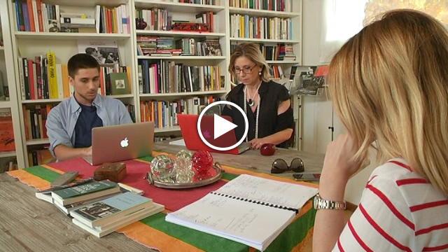 Concita De Gregorio e il figlio Lorenzo a caccia di storie sulla nostra isola  Repubblica Tv