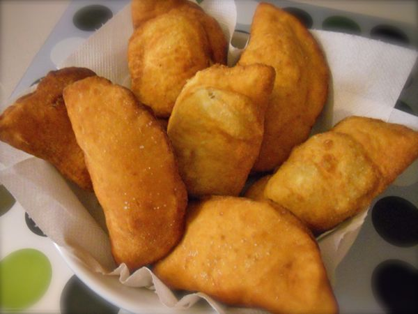 la ricetta del Calzone fritto leccese  Video Salento