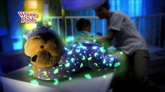 Winnie The Pooh Gute Nacht Bar Simba Toys Videosimba