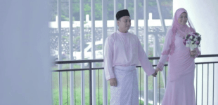Hana & Amir : The Solemnization (SDE)