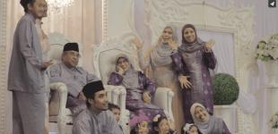 Amni Nazmin & Dr. Wan Adli : The Reception