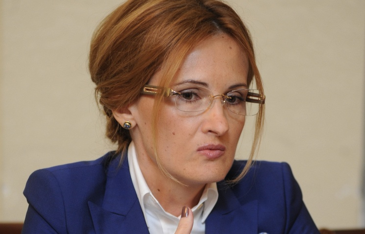 The head of the security and anticorruption committee of the State Duma, the lower house of Russia's parliament, Irina Yarovaya