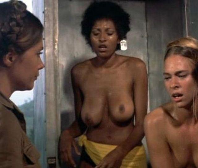Pam Grier Nude Black Mama White Mama 1973