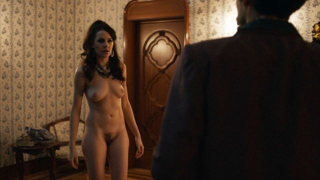 Nude video celebs  Bianca Pintea nude  Comrade Detective