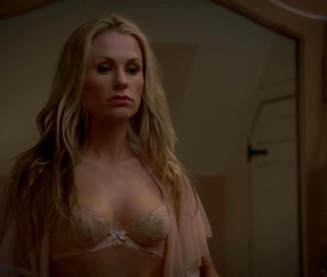 Anna Paquin Sexy True Blood S06e04 2013