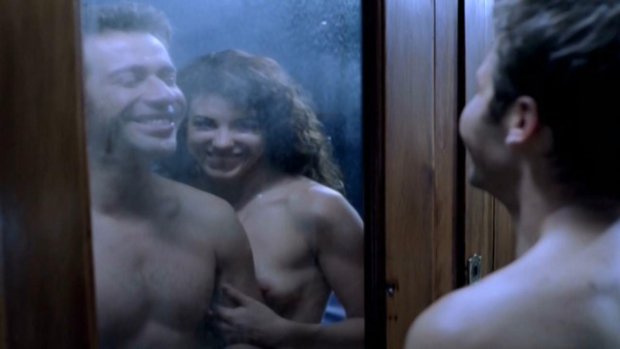 Nude video celebs  Patricia Llaca nude  La habitacion