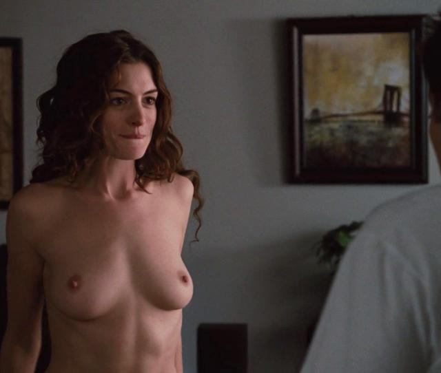 Anne Hathaway Nude Love And Other Drugs 2010