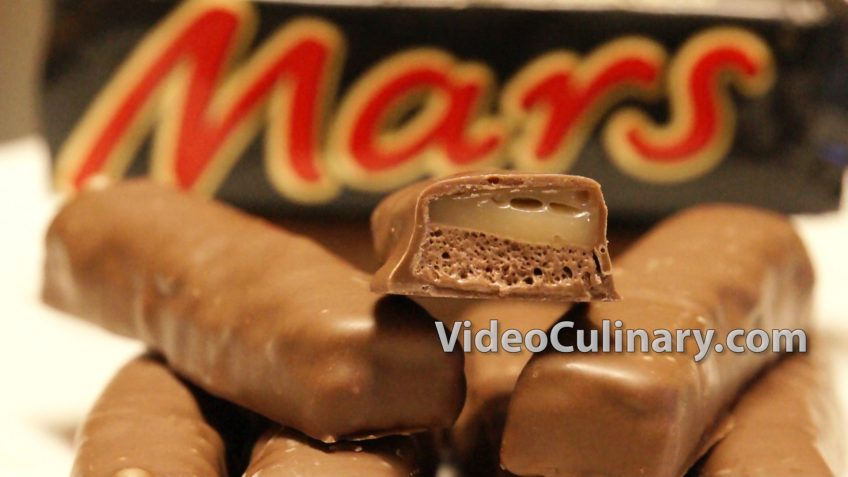 Mars Chocolate Bars Recipe Homemade Candy By Videoculinary