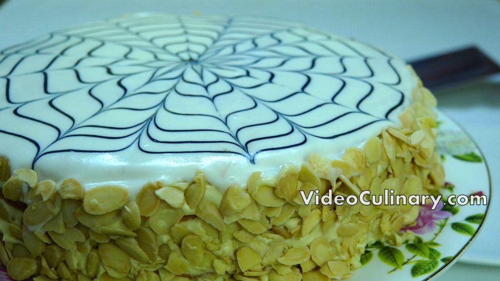 Lemon Zest Decoration