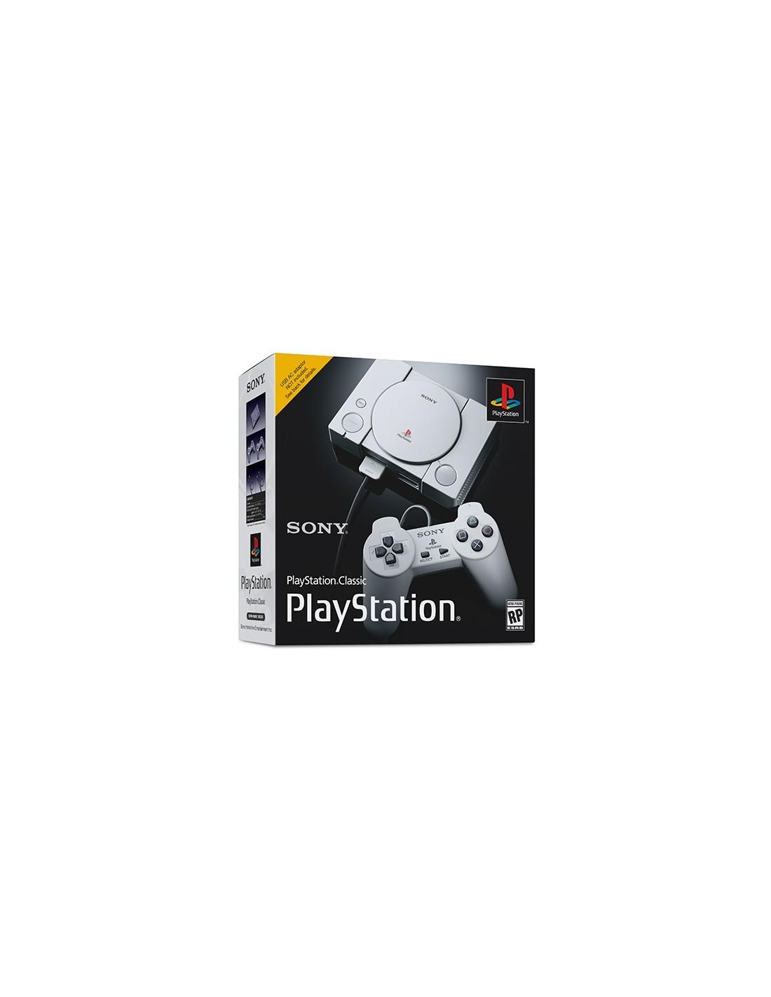 Sony Playstation Classic Mini + 2 Mandos