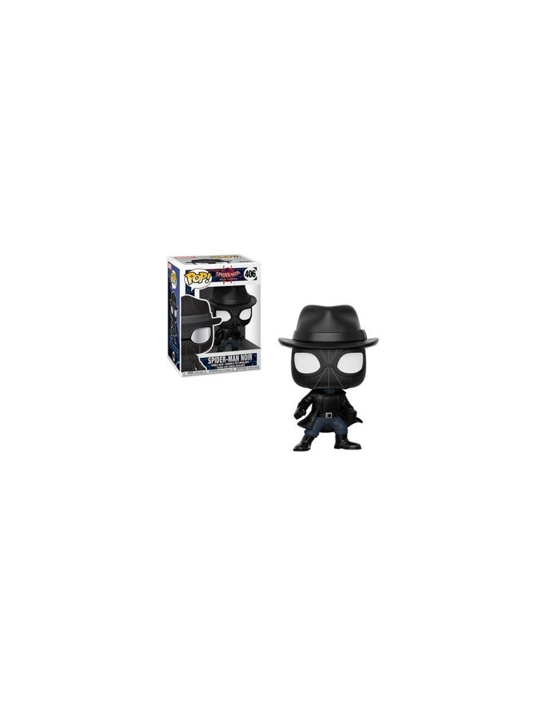 Funko Pop Marvel Spider Man Into The Spider Verse Spider