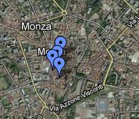 Cartina storica della Grande Milano (3/6)