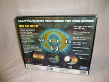 Wild 9 Limited Edition back