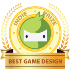 IndiePrize - Best Game Design