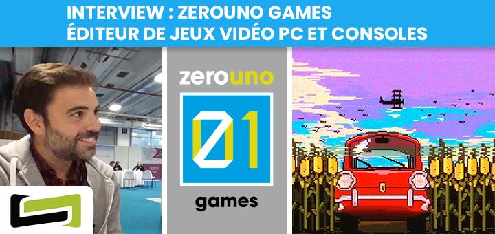 Zerouno Games : éditeur de jeux vidéo PC et consoles