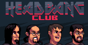 Headbang Club Logo