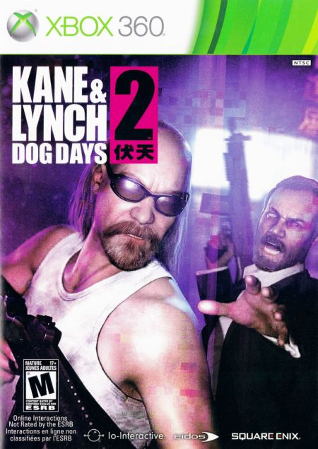 Kane & Lynch : Dog Days édité par Square Enix