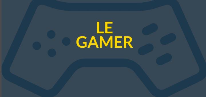 Portrait du gamer d'aujourd'hui en une infographie (Statistiques)