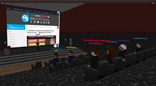 table ronde virtuelle bordeaux geek fest