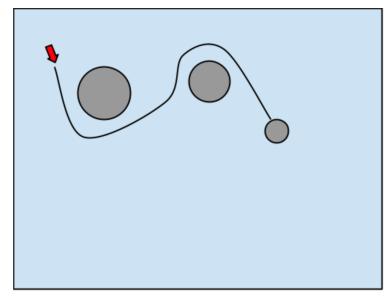 idee gravity game