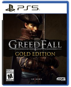 Greedfall Gold Edition - PlayStation 5
