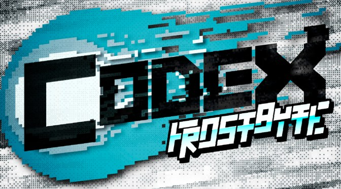 Friday Freakout: CODEX, the first *FULL* length album by Frostbyte, RELEASED!!!