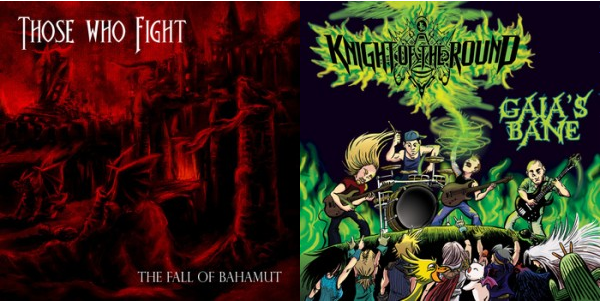 Friday Freakout DOUBLE FEATURE: Those Who Fight & Knight of the Round albums UNLEASHED!!!