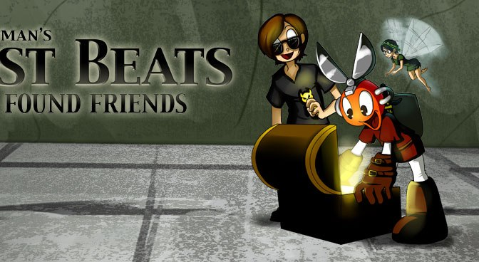 Cutman's Lost Beats & Found Friends