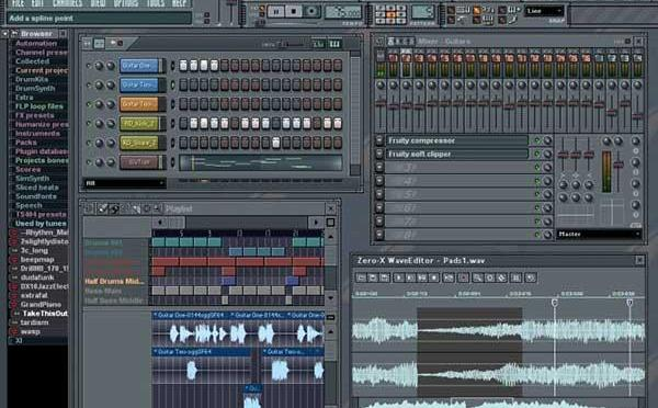 Music Stuff: Digital Audio Workstations