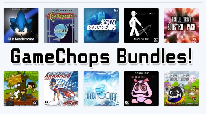 5 Albums for $10, GameChops 2 Year Anniversary Bundles