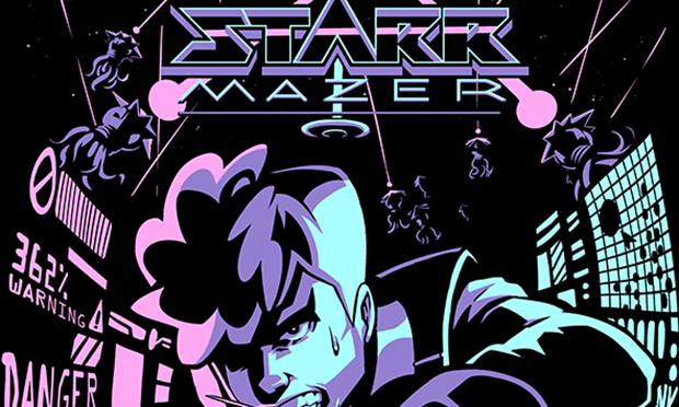 Kickstarter Alert: Amazing Retro Shooter Starr Mazer to Feature Many Chiptune Artists if Stretch Goal Reached