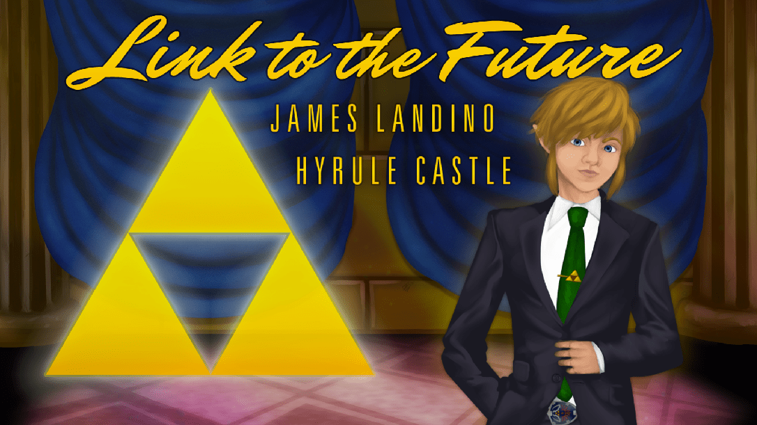 Link to the Future - Hyrule Castle Remix by James Landino