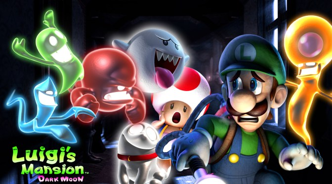 Brentalfloss – Luigi's Mansion: Dark Moon WITH LYRICS