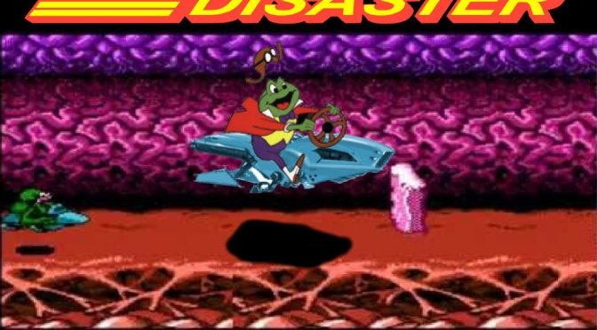 12 Days of MAGFest: Eight Bit Disaster
