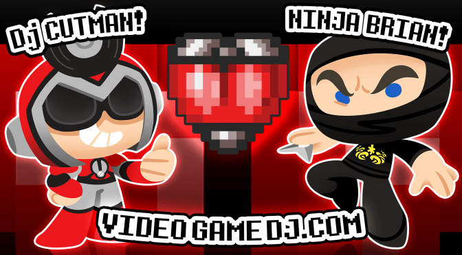 Dj CUTMAN goes Under the Covers with Ninja Brian