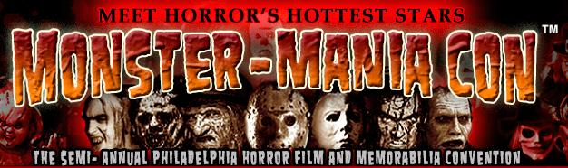 MONSTER MANIA 16: CandyMan, Machete and Godzilla