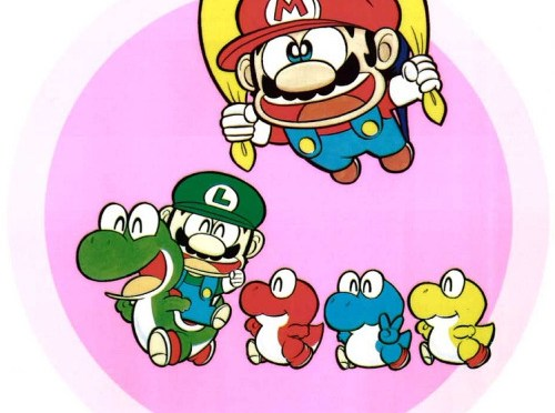 What Are They Serving at Supper Mario Broth?