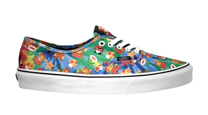 Vans is Making Nintendo Sneakers!