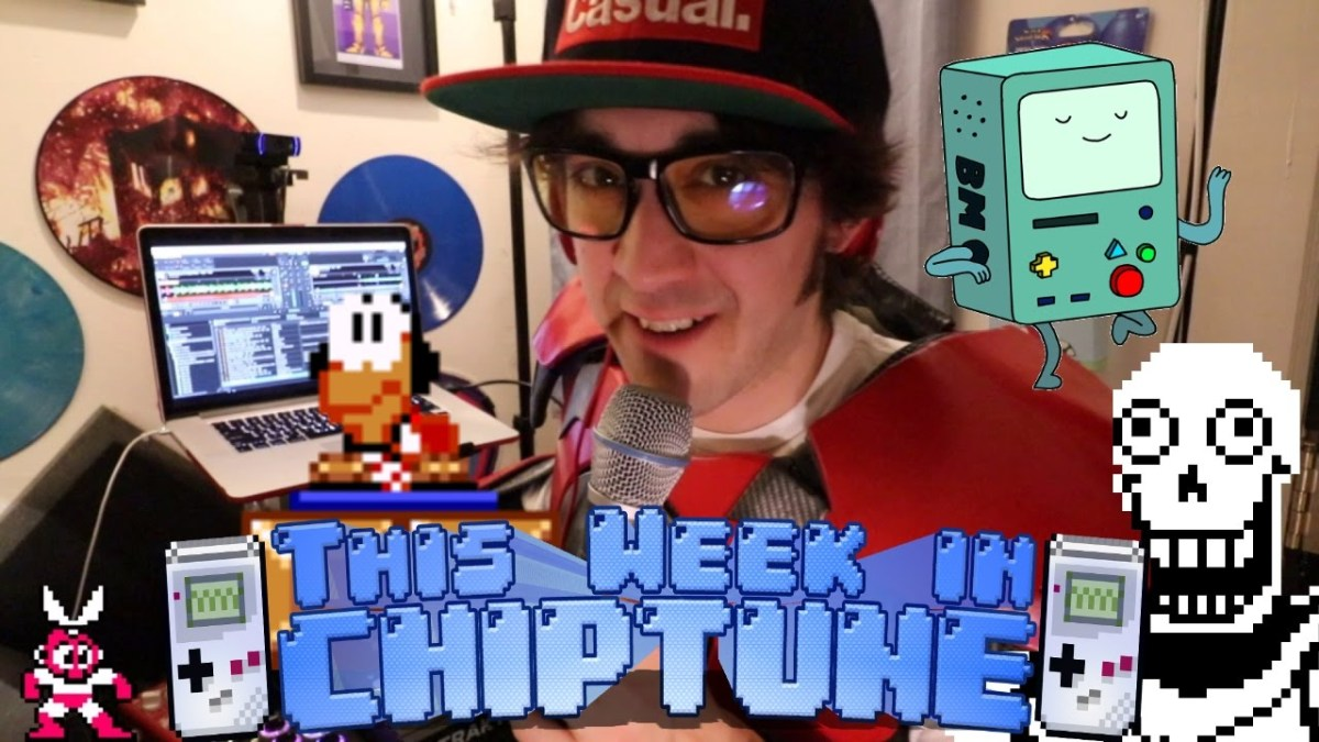 THIS WEEK IN CHIPTUNE now on Saturdays!